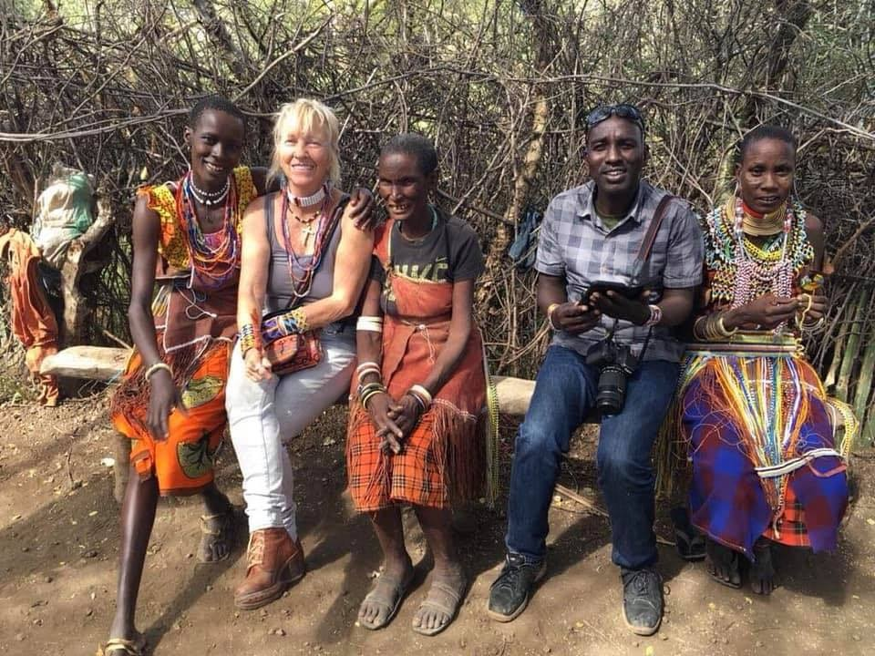 Tanzania Lion Illumination Project